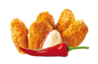 Red Hot Chili Poppers